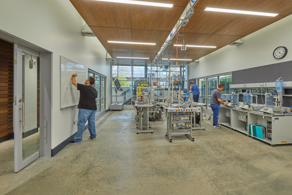 Linn-Benton Community College - PIVOT Architecture